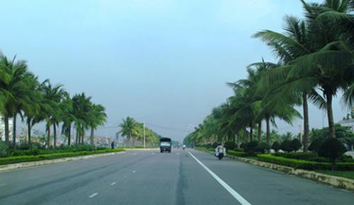 Đà Nẵng lấy tên các đảo đặt tên đường phố - 1