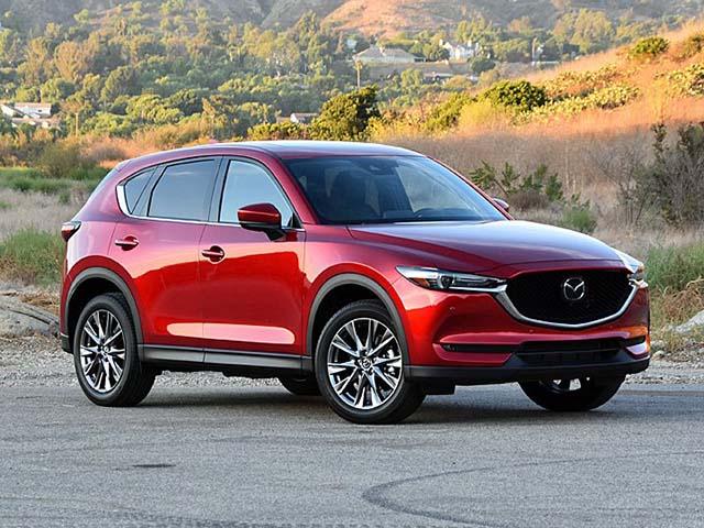 Giá xe Mazda CX-5 lăn bánh tháng 1/2021