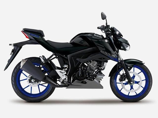 Suzuki GSX-S125 2021 trình làng: Giá từ 85 triệu đồng