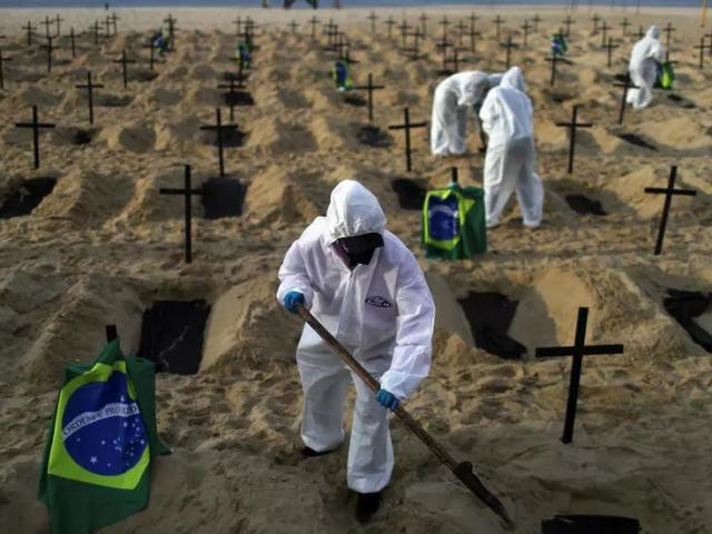 Hơn 2 triệu người chết vì Covid-19, sốc với tổng số ca nhiễm