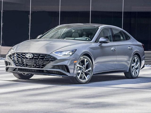 Hyundai Sonata thế hệ mới vừa ra mắt đã bị triệu hồi