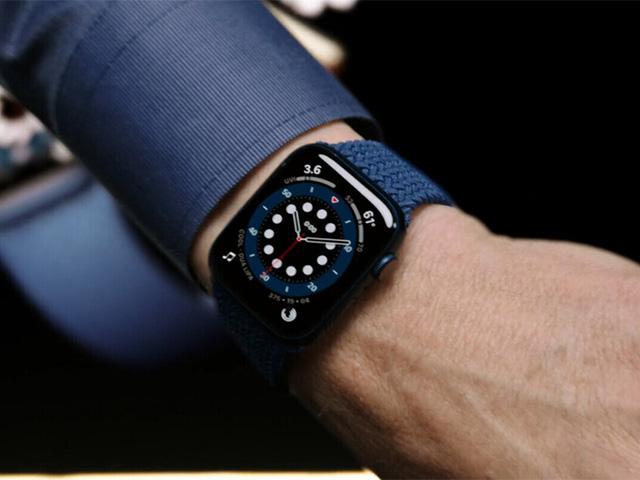 Apple Watch sẽ trở thành trợ lý đắc lực trong cuộc chiến chống Covid-19