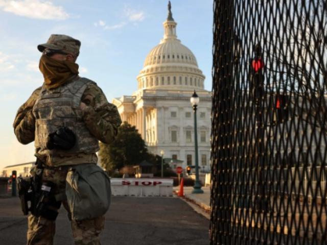 Mỹ: Bắt người đàn ông mang súng và 500 viên đạn đến gần nơi nhậm chức tổng thống
