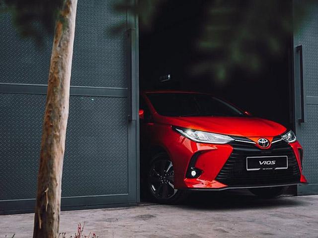 Toyota Vios 2021 có thể sẽ được ra mắt Việt Nam trong vài tháng tới