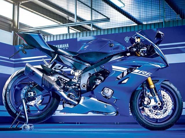 Yamaha chuẩn bị tung R6 hoàn toàn mới: Mạnh mẽ hơn nhiều