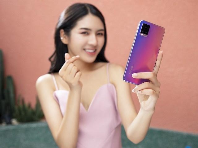 5 smartphone có camera độc đáo cho quay phim, chụp ảnh Xuân 2021