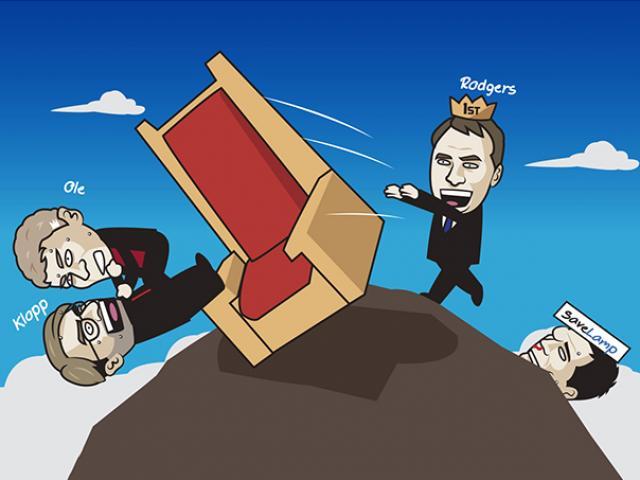 """Ảnh chế: Thắng """"kho điểm"""" Chelsea, Leicester chiếm ngôi đầu bảng của MU"""