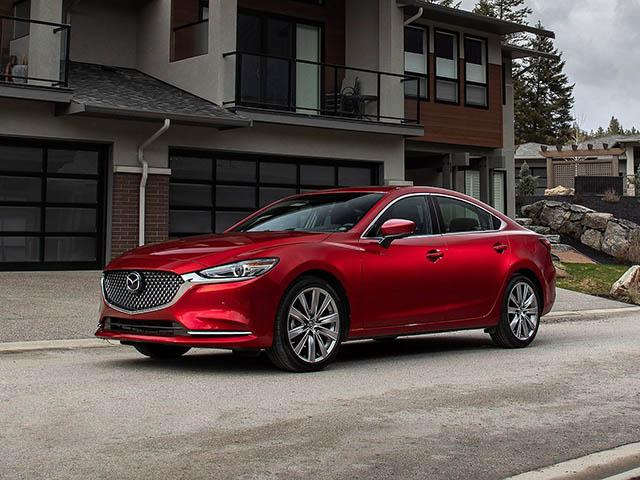 Giá xe Mazda6 lăn bánh tháng 1/2021, giảm 30 triệu đồng