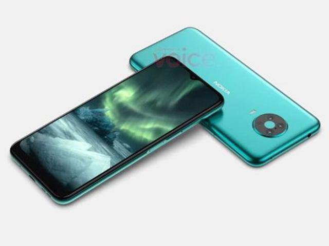 Bất ngờ xuất hiện chiếc smartphone Nokia QuickSilver
