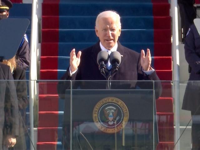 Bài phát biểu nhậm chức của Tổng thống Mỹ Joe Biden