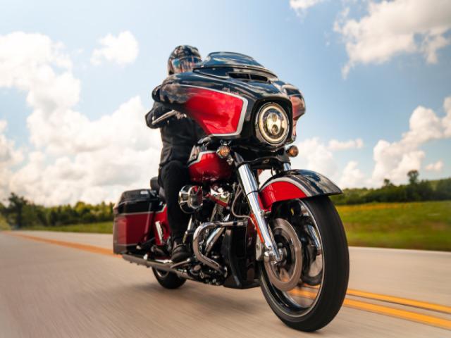 2021 Harley-Davidson Touring & CVO ra mắt, hoành tráng như khủng long
