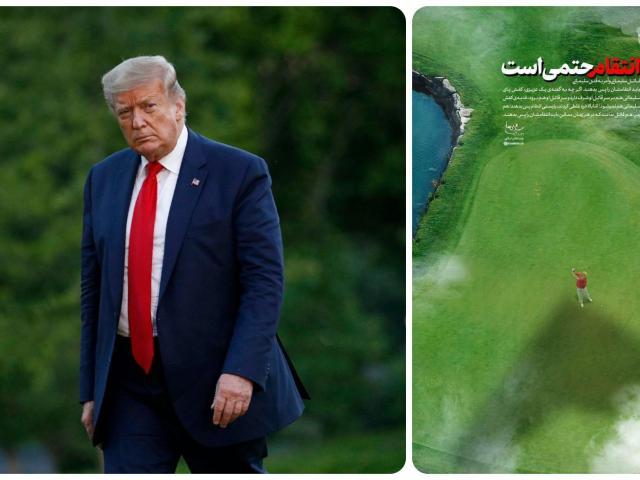 Vừa rời Nhà Trắng, ông Trump đã bị lãnh đạo nước khác dọa trả thù