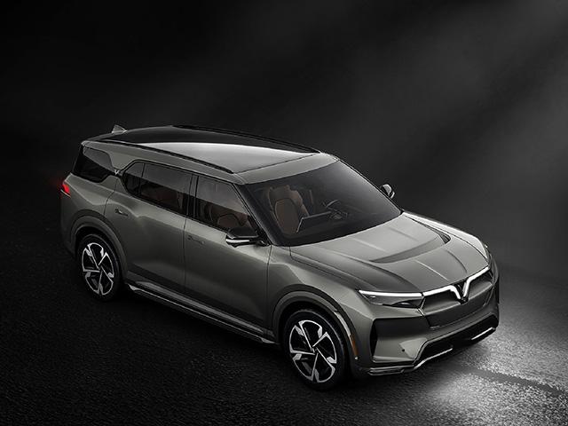 VinFast ra mắt thêm 3 mẫu xe điện tự lái hoàn toàn mới, lấn sân ra các thị trường lớn