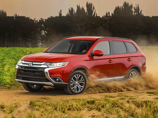 Giá xe Mitsubishi Outlander lăn bánh tháng 1/2021