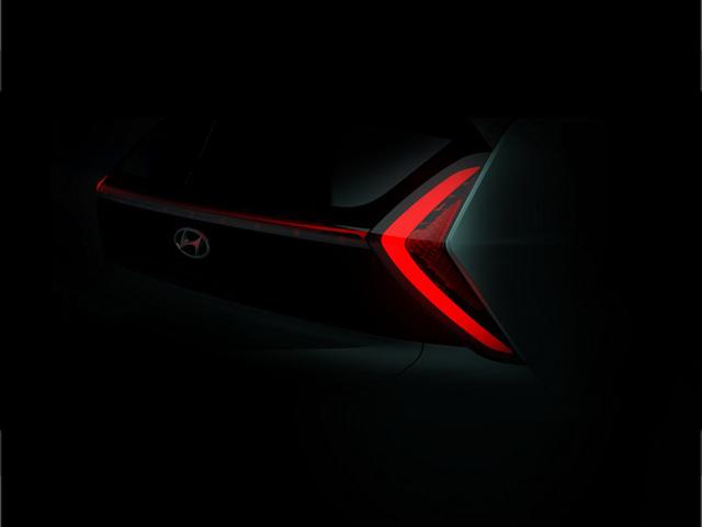 Hyundai tung ảnh nhá hàng mẫu SUV cỡ nhỏ mới có tên gọi Bayon