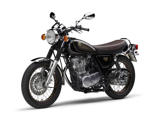 Mê mẩn xế nổ cổ điển 2021 Yamaha SR400 Final Edition/Limited