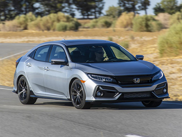 Giá xe Honda Civic lăn bánh tháng 1/2021