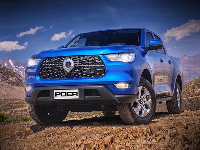 Mẫu bán tải Trung Quốc mới sắp gia nhập thị trường Việt Nam cạnh tranh Ford Ranger