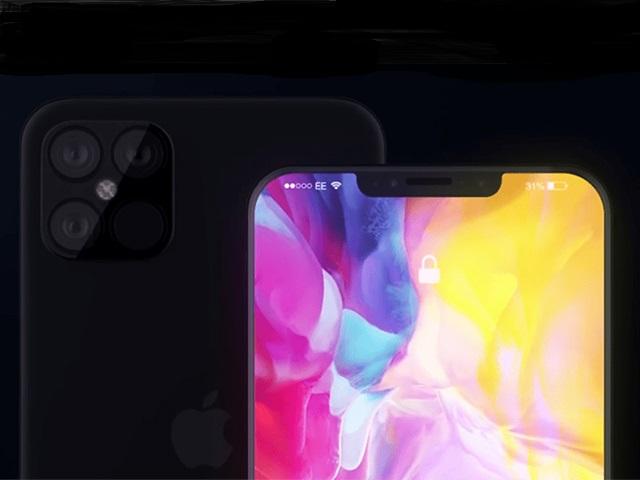 """iPhone 12S tiếp tục được xác nhận có """"tai thỏ"""" nhỏ hơn"""