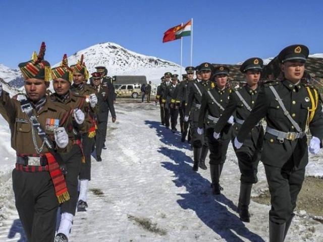 Báo Ấn Độ: Binh sĩ Trung - Ấn đụng độ lớn ở biên giới, nhiều người bị thương