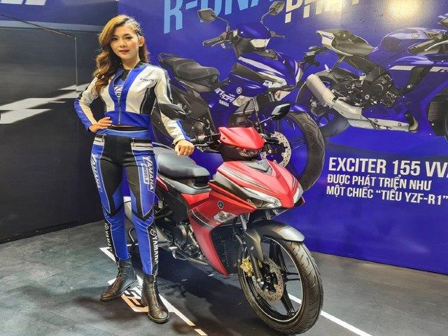Bảng giá Yamaha Exciter 155 VVA cuối tháng 1/2021, chênh gần 7 triệu đồng