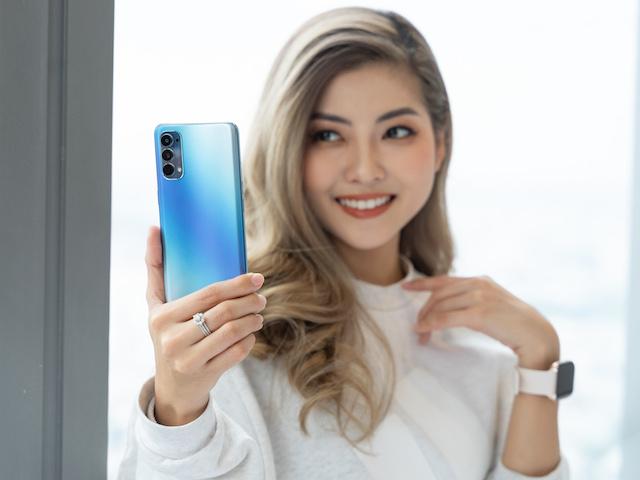 Bảng giá smartphone Oppo mới nhất: Reno3 Pro giảm mạnh 6,9 triệu đồng
