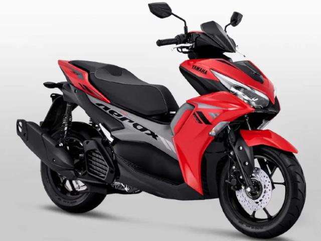 Chi tiết các phiên bản xe ga mới 2021 Yamaha Aerox 155