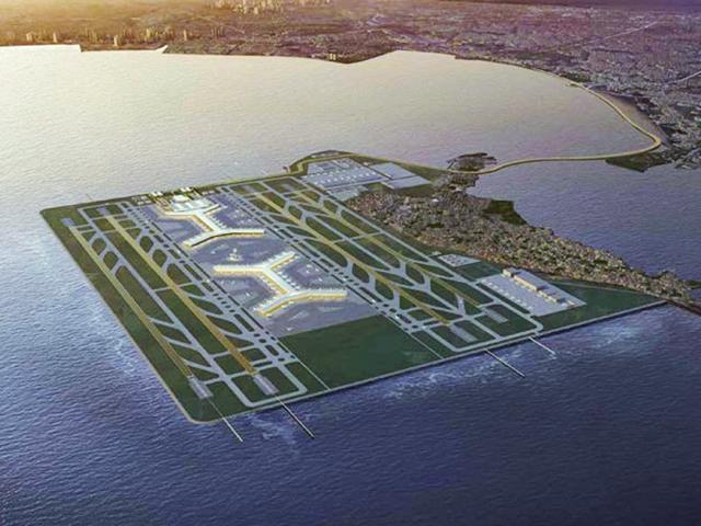 """Đối tác TQ """"không nghiêm túc"""", tỉnh ở Philippines hủy hợp đồng xây sân bay 10 tỉ USD"""