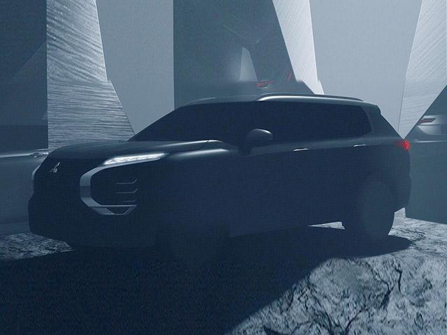 Mitsubishi Outlander 2021 thử nghiệm khắc nghiệt trước khi ra mắt