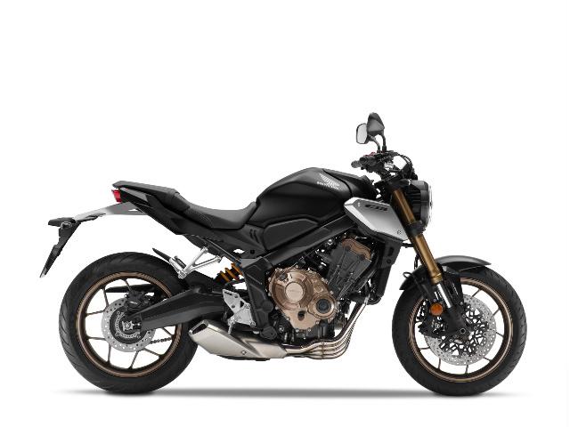 Honda tung loạt môtô phân khối lớn CB650R, CB500X và Rebel 500