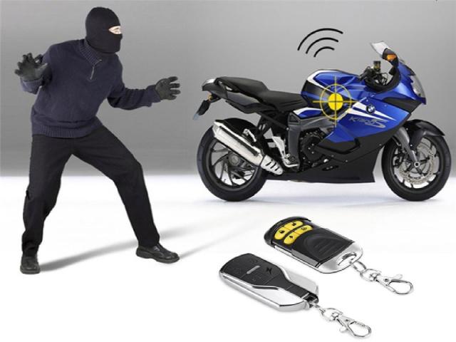 Những cách chống trộm thông minh khiến đạo chích xe máy ngao ngán