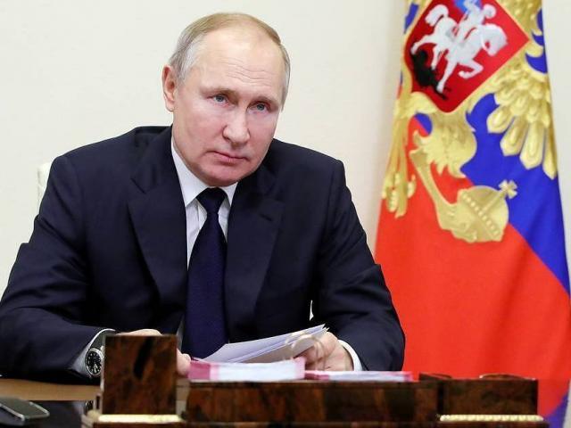 Ông Putin cảnh báo nóng về âm mưu phá hoại Nga của phương Tây