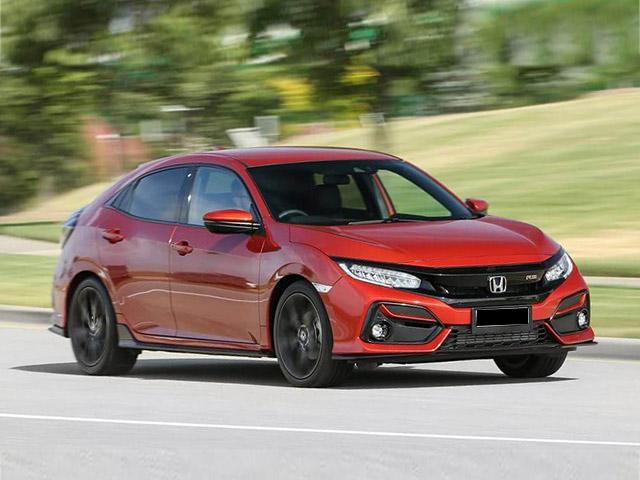 Giá xe Honda Civic lăn bánh cuối tháng 2/2021