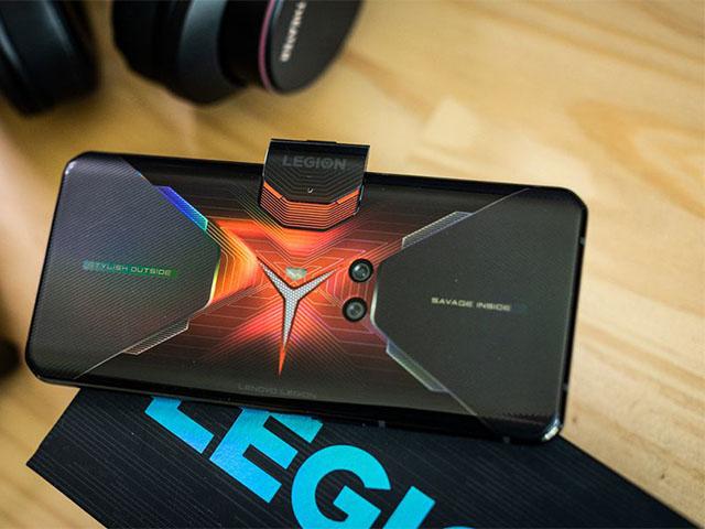 Lenovo chuẩn bị tung smartphone chơi game chuyên dụng ngay tháng sau