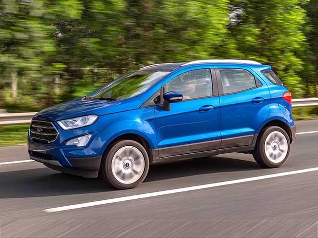 Giá xe Ford EcoSport lăn bánh tháng 2/2021