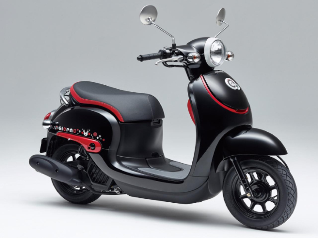 Xe ga mới Honda Giorno chính thức ra mắt