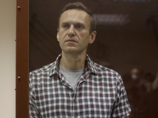 Nga chuyển lãnh đạo đối lập đến nhà tù khét tiếng bên trong doanh trại