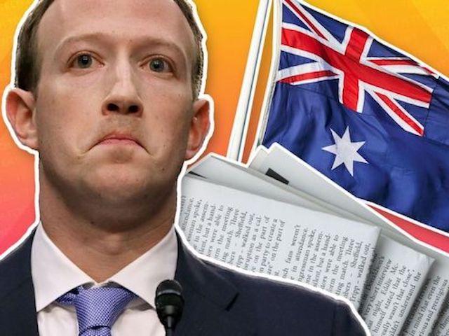 Sựthậtvề những gì đã xảy ra với tin tức trên Facebook ở Úc