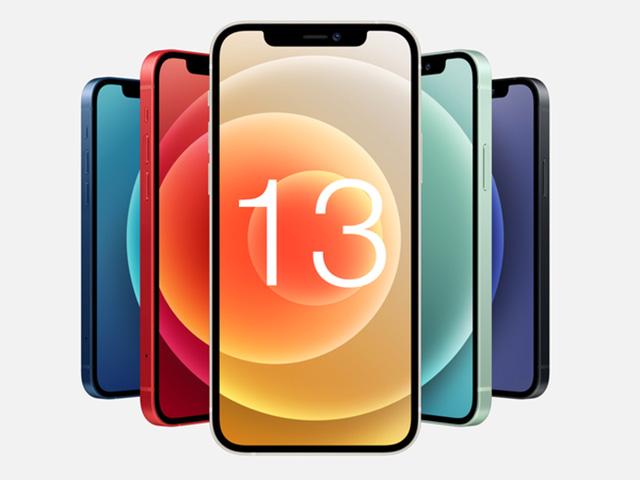 Concept mới về iPhone 13 Pro khiến iFan quên luôn iPhone 12 Pro