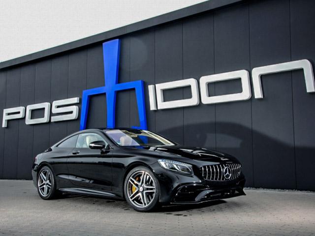 Mercedes-AMG S63 Coupe độ công suất lên 1.000 mã lực cho giới nhà giàu