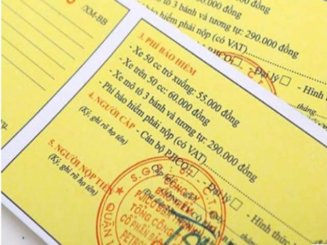 Mức phí đóng, nhận bồi thường bảo hiểm xe máy từ tháng 3/2021