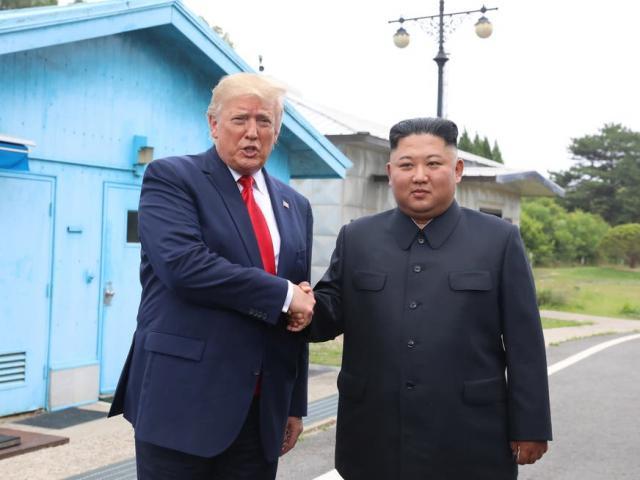 Triều Tiên có hành động lạ, khiêu khích ông Biden?