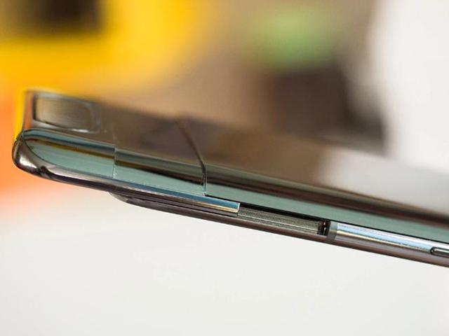 """Samsung chuẩn bị gây bất ngờ với chiếc smartphone """"kỳ quặc"""""""