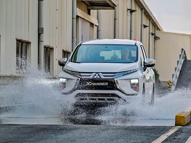 Hàng loạt xe Mitsubishi nhận ưu đãi trong tháng 3/2020, Xpander giảm 30 triệu đồng