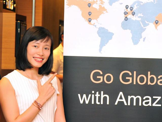 """Bán hàng online trên Amazon, nhiều """"nữ tướng"""" đã đưa hàng Việt vươn tầm thế giới"""