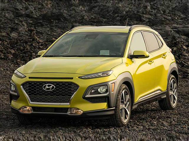 Giá xe Hyundai Kona lăn bánh tháng 3/2021