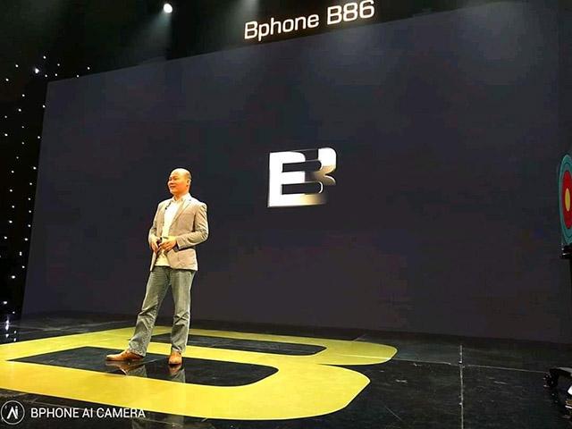 CEO Nguyễn Tử Quảng chuẩn bị gì cho lễ ra mắt Bphone B86