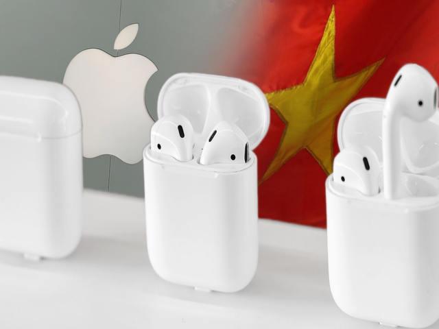 Rời bỏ Trung Quốc, Apple lần đầu sản xuất hàng triệu tai nghe tại Việt Nam