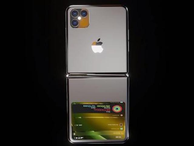 iPhone 12 Flip quá đẹp khiến Galaxy Z Flip và Motorola RAZR...