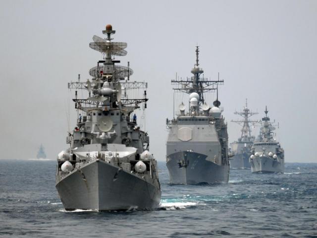 Ấn Độ điều tàu chiến, quyết so kè với Con đường tơ lụa y tế của Trung Quốc